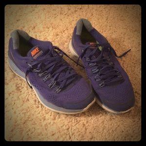 Nike Lunarglide 4 tennis shoes sz 8.5